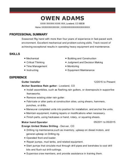 resume writing services fort collins co