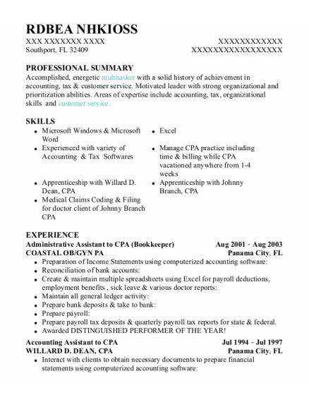 night manager resume sample Florida