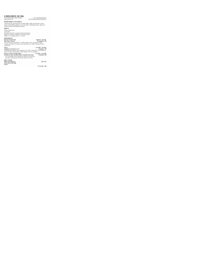 Director of Operations resume template Indiana