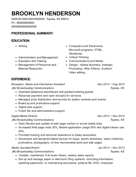 facc continuous improvement manager resume sample
