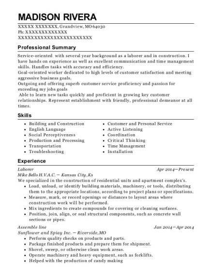 Cleaning By Fleming Cleaning Crew Resume Sample Resumehelp
