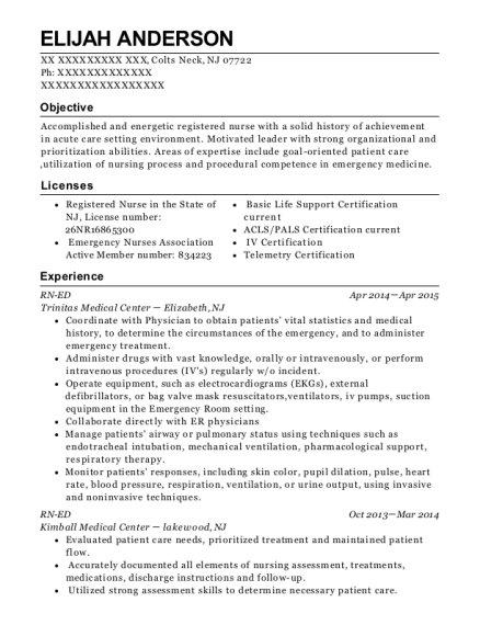 mount sinai hospital and medical center mother baby rn resume sample