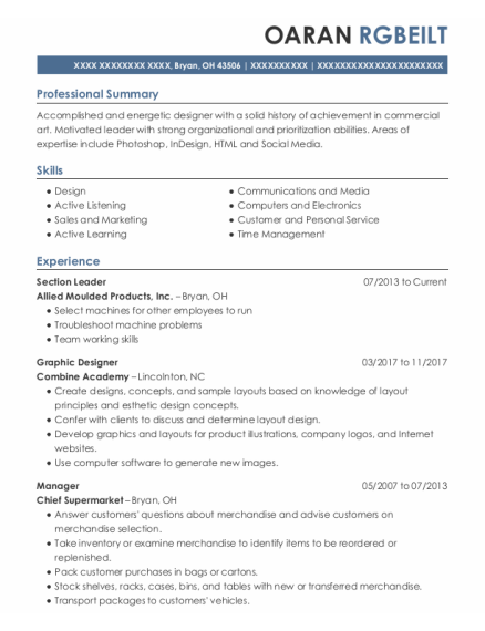 finding resume