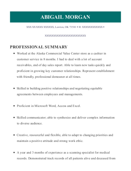 Physical Therapy Technician resume format Oklahoma