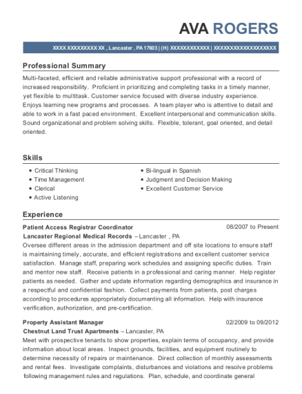 Online professional resume writing services harrisburg pa