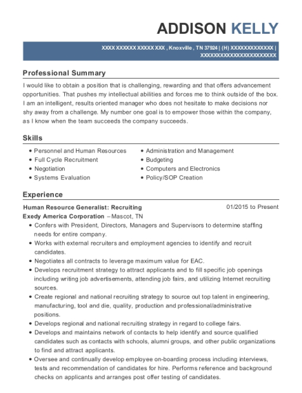 Sop For Hr And Administration
