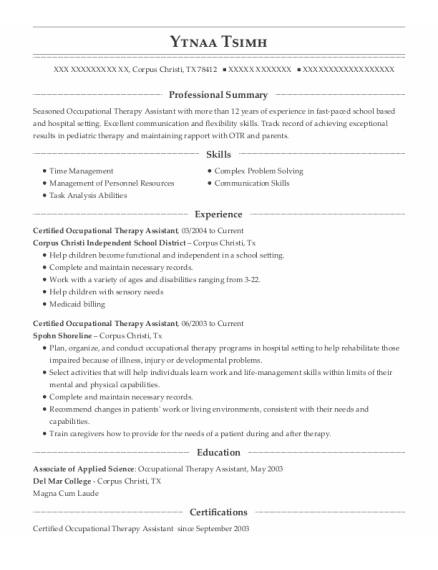 Occupational Therapy Assistant Cover Letter from onlineresumehelpprodcdn2.azureedge.net