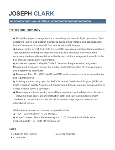 bank of america financial center manager resume sample